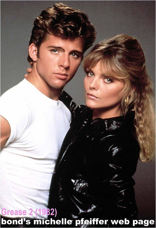 Michelle Pfeiffer 1982