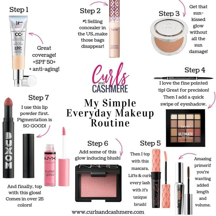 My Simple Everyday Makeup Routine Curls And Cashmere Everyday Makeup Routine Simple Everyday Makeup Makeup Routine