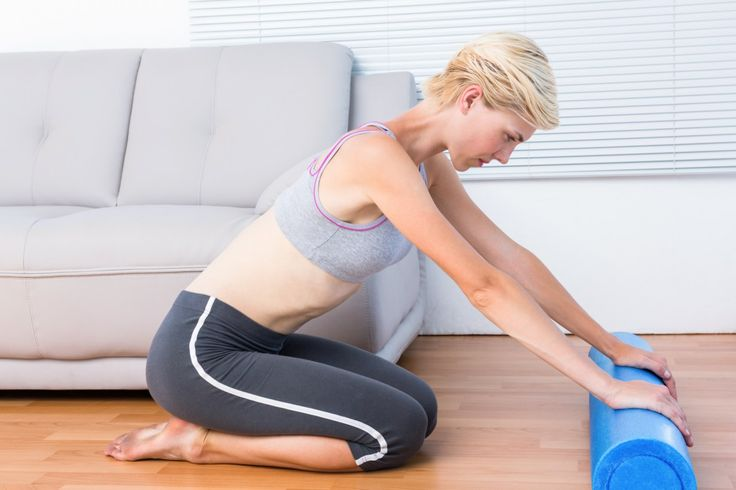 Pain Relief, Pronto! Ten Trending Foam Roller Workouts