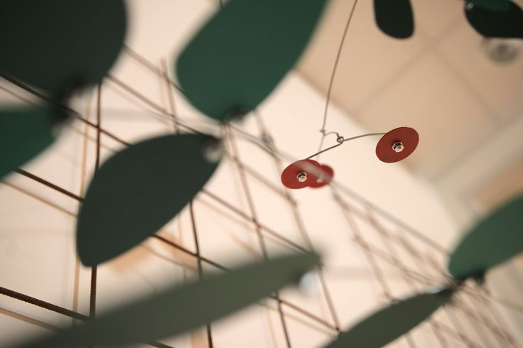 Wire in the City: Fruitylicious  Berries and leaves mobile/sculpture. Wire, metal, paint.