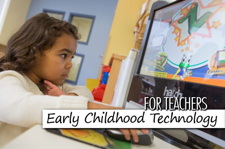 Five Ways to Use Technology for Preschoolers  Early Childhood Technology