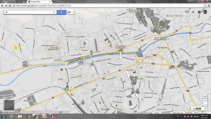 Odoo poate fi integrat cu Google Maps astfel incat sa putem localiza usor adresele clientilor.