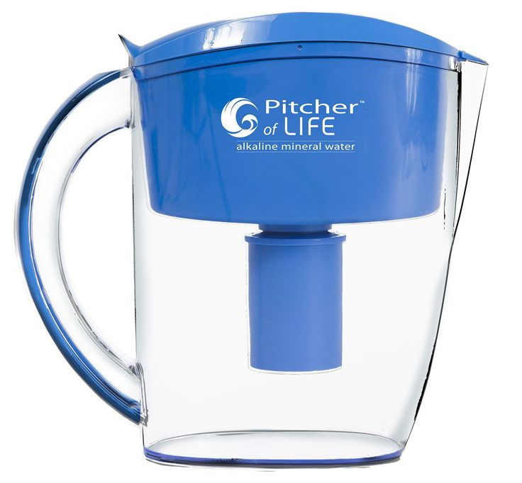Alkaline Water Pitcher | Pitcher of Life
