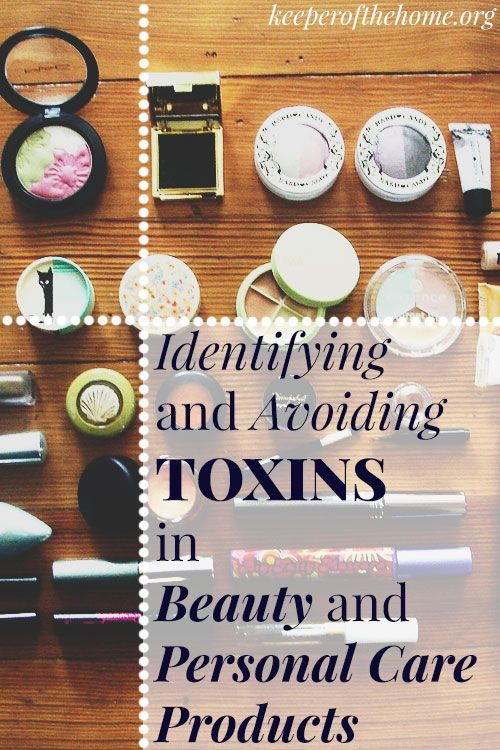 Identifying and Avoiding Toxins in Beauty and Personal Care Products