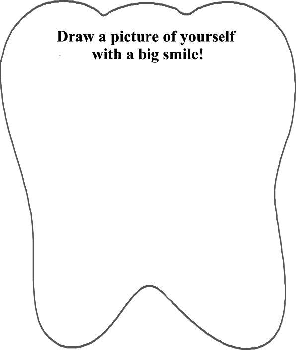 abcteach Printable Worksheet: Teeth Theme: Toothy Smiles