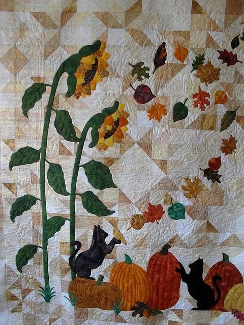 I adore this quilt!