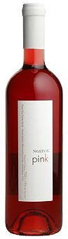 Manousakis Winery - Nostos Pink 2012. Grape varietals: Grenache Rouge and Syrah. Our price, DKK 111.00
