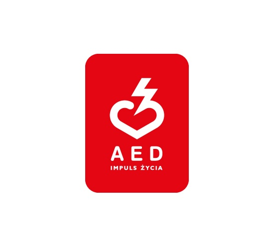 We were asked to design a logo for Automated External Defibrillator and its visual information system in public spaces around the city of Cracow.To design a complete identity, manual for AED and visual information system we decided to use colors strictly connected with emergency medical services (red and white) and typical AED colors used around the world (green and white). #logo #branding www.papajastudio.pl