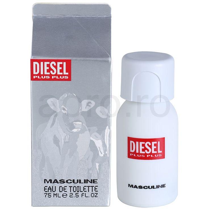 Diesel Plus Plus Masculine   http://www.aoro.ro/diesel/plus-plus-masculine-eau-de-toilette-pentru-barbati/