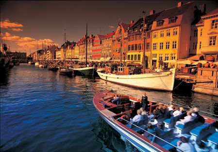 I recently read the quality of life in Copenhagen is the best in the world. Who wouldn't love being in this place?