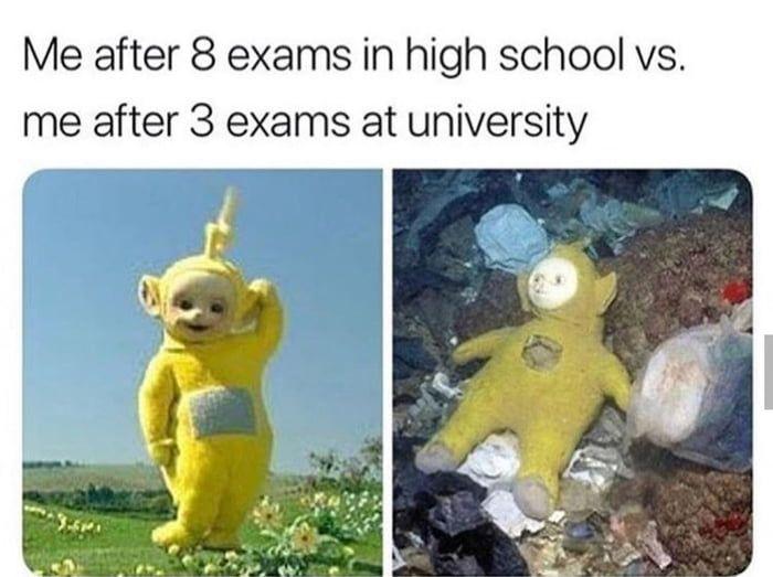 True Shit University Memes Funny Pictures Memes