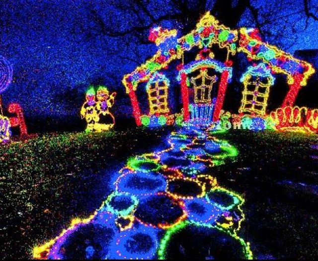 17 Best Images About Top Holiday Lights Celebrations