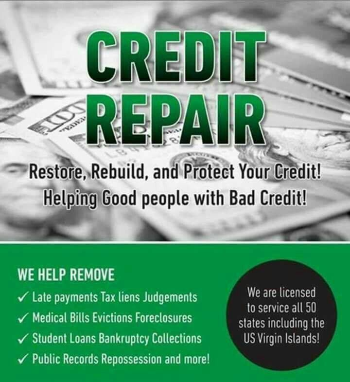 how to restore good credit