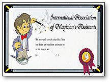 Wand to Diploma by Bazar de Magia - Trick