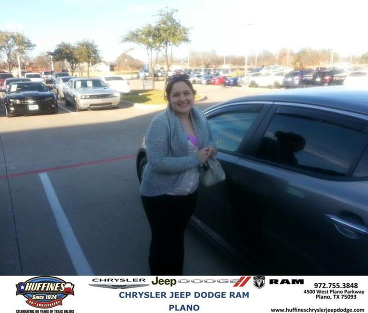 Congratulations to Brianna Smith on your #Kia #Optima purchase from Orlon Hill at Huffines Chrysler Jeep Dodge RAM Plano! #NewCar