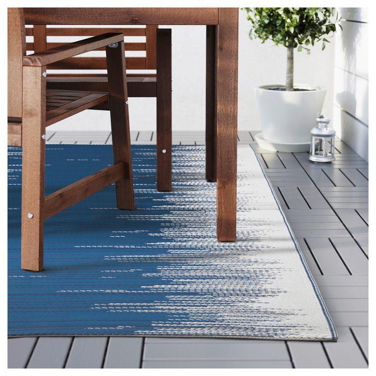 SOMMAR 2016 килим, гладко тъкан, за употреба на закрито/открито - IKEA