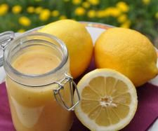 Rezept Lemon Curd (Zitronencreme) nicht zu süß und nicht zu fett von Missy Freckles - Rezept der Kategorie Grundrezepte