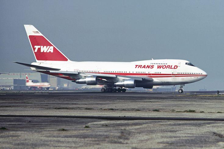https://flic.kr/p/bF9J3B | al2873 | One of TWA's 3 747SPs