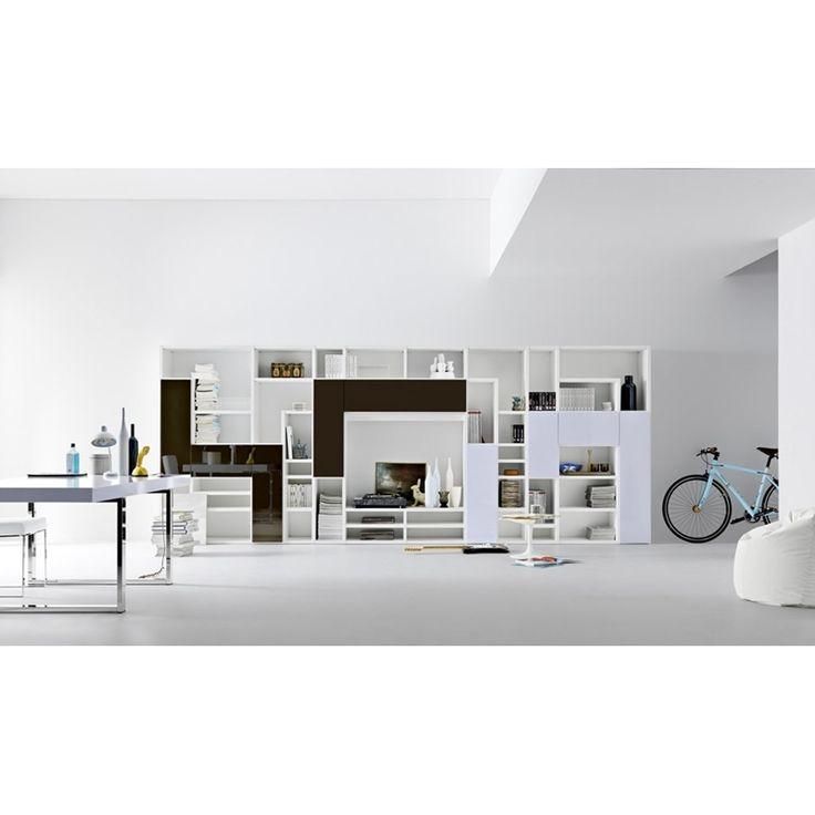 Mobila sufragerie-living Delbin