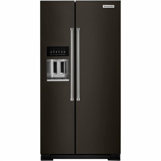 22 6 Cu Ft Side By Side Counter Depth: Best 25+ Kitchenaid Refrigerator Ideas On Pinterest