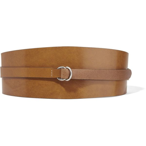 a066ba42e5d Isabel Marant Cajou leather waist belt (1