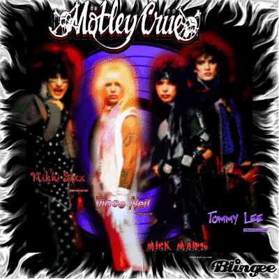 80s Rock Bands | Motley Crew - 80's Rock Band Challenge Picture #120521553 | Blingee ...