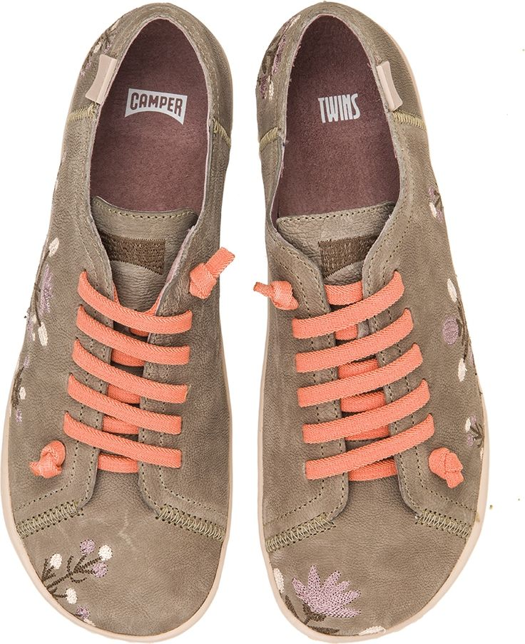 Camper Twins.  Totes adorbs, but $180 for sneakers?  I don't know.
