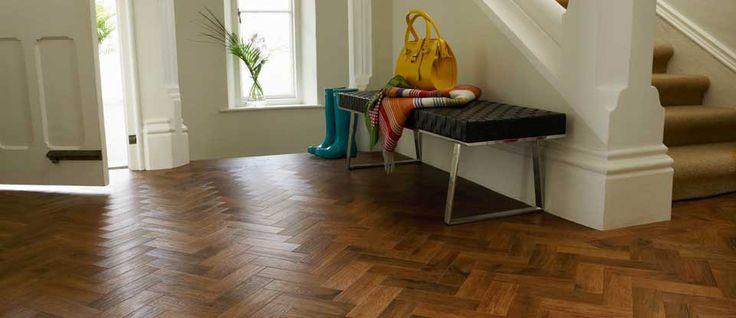 karndean herringbone flooring - Google Search