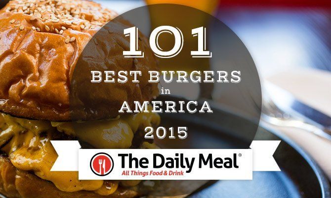 Congratulations to the #restaurants on our list who serve one of the best #burgers in #America!