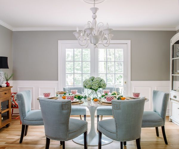 17 Best Ideas About Bright Dining Rooms On Pinterest