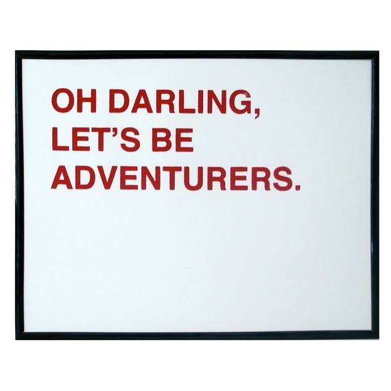 Adventurers.: Future Houses, True Partners, Apartment Style, Colleges, Inspiration, Etsy, Maps, Bedrooms Art, Offices Wall