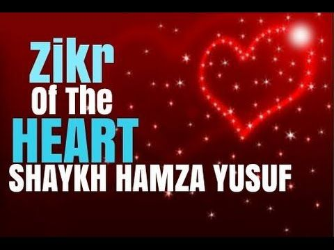 Zikr of the heart | Shaykh Hamza Yusuf | Journey 2 Jannah - YouTube