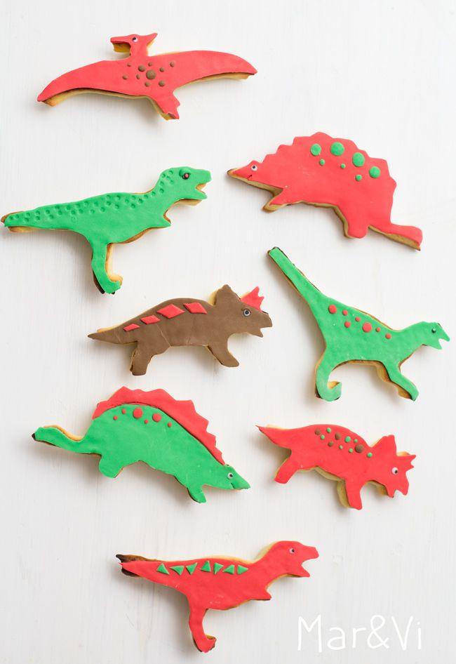 Dino biscotti