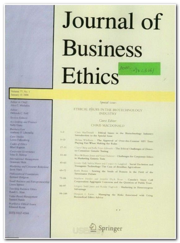 business ethics literature review essays Literature review nowadays, the concern for business ethics is growing rapidly in the business community around the world business ethics are focused on the judgment of decisions taken by managers and their behaviors.