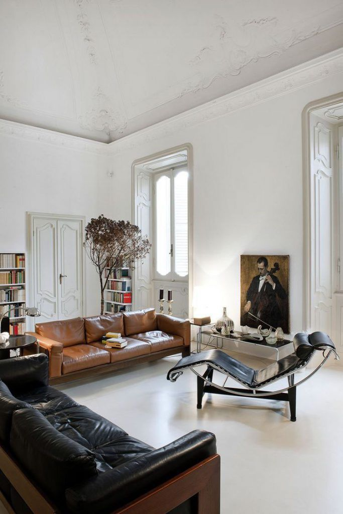 Discover the collection of antique furniture and paintings