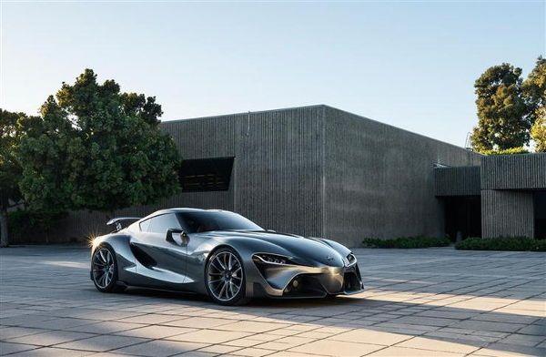 Nowa Toyota FT-1 w Gran Turismo 6