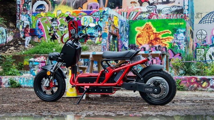 ATX 8080 Electric Scooter Photo Gallery - Autoblog
