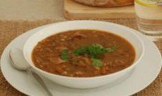 Jim's lamb shank soup recipe