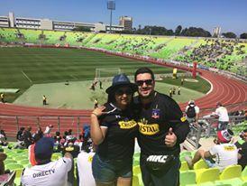 Colo Colo- Wanderers 2015