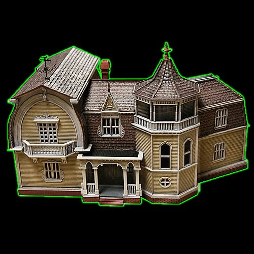 The Munsters House Model Kit