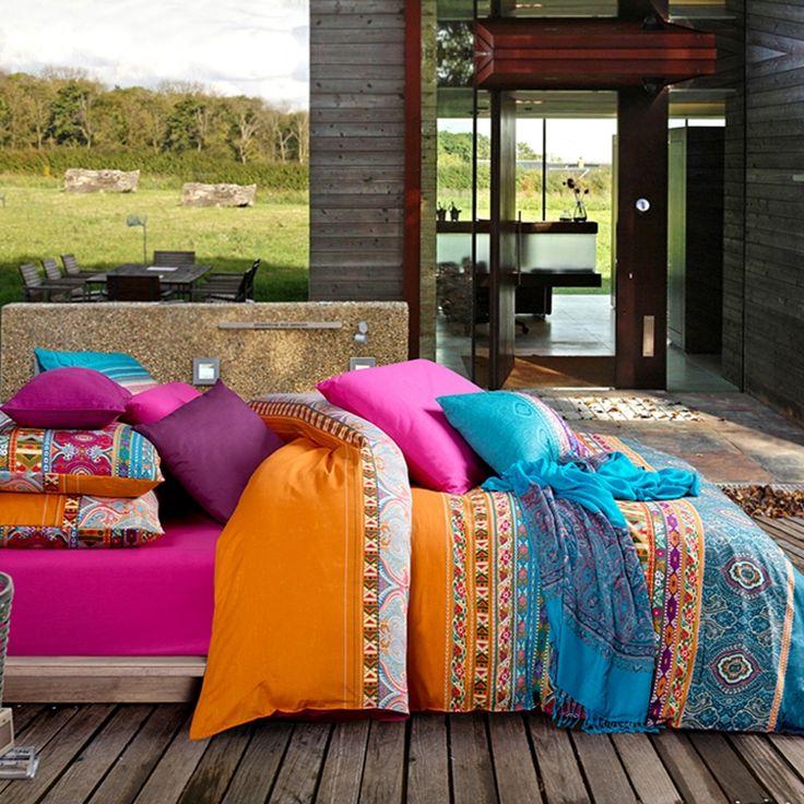 Best 25 Tribal Bedroom Ideas On Pinterest: 25+ Best Ideas About Bohemian Bedding Sets On Pinterest