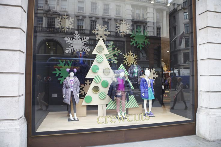 Keep the Kids warm with the new #AW15 collection from @jcrew on #RegentStreet.