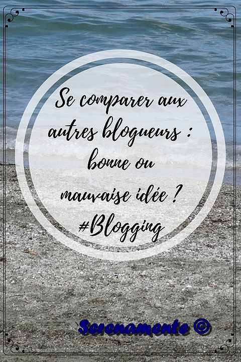 Faut-il se comparer aux autres blogueurs ? Bonne ou mauvaise idée ? #Blogging Les points positifs et négatifs de la comparaison avec d'autres blogueurs !