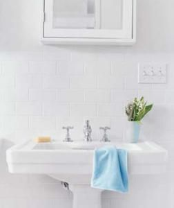 Here's how to clean bathroom tiles, walls, and ceilings--it's easier than you think.