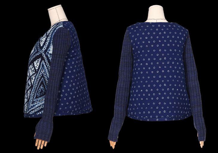 Куртка комбинированной расцветки с вязанными рукавами, 15242405671 купить за 11610 руб. с доставкой по России, Украине, Беларуси и миру | Куртки, ветровки | Artka: интернет-магазин обуви и одежды Artka