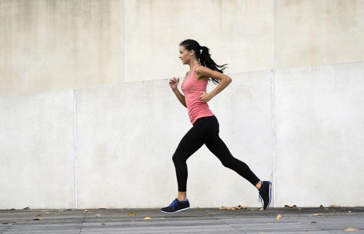 a helyes futás alapszabályai