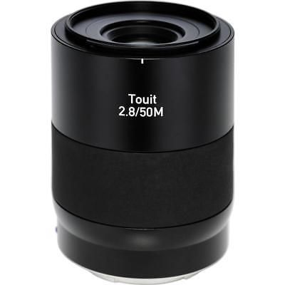 Zeiss Touit 50mm f/2.8M Lens for Sony E-mount NEX Cameras #2030-680