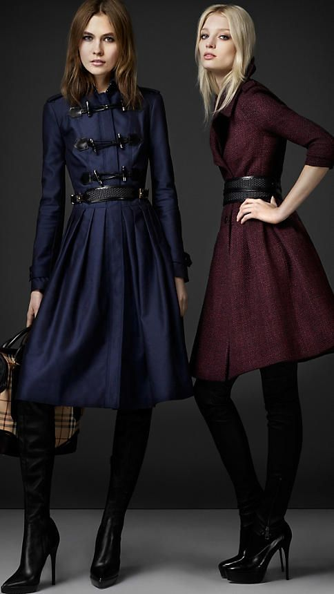 Giacca in tweed a ruota | Burberry