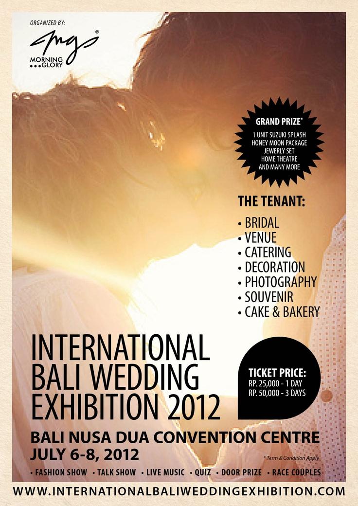Bali International Wedding Ads 01 - 2011