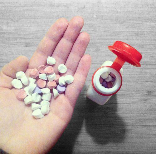 аптечка из мела для игр #kids crafts #ka-var-dak #kavardak #medicine chest